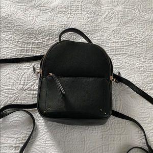 ALDO leather backpack